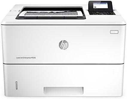 HP LaserJet Enterprise M506dn - Impresora láser monocromo (A4 ...