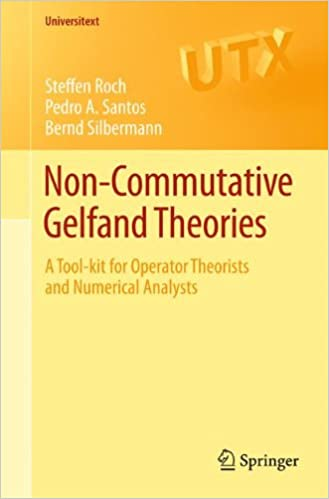 Non-commutative Gelfand Theories: A Tool-kit for Operator