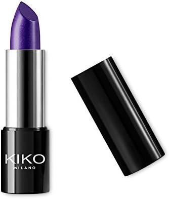 Kiko Milano - Lápiz labial de metal con acabado metalizado: Amazon.es: Belleza