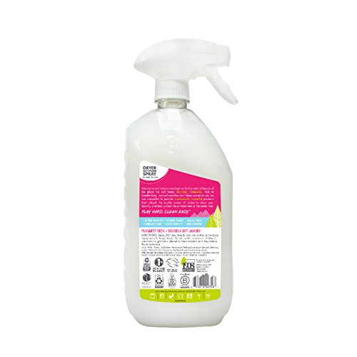 Boulder Clean Fabric Softener Dryer Spray, Mountain Meadow, 28 oz (Pack 4) by Boulder Clean (Image #2)