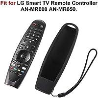 Cubierta remota Konesky para Control Remoto de Smart TV, Funda ...