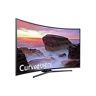 Samsung UN65MU6500 Curved 65 4K Ultra HD Smart LED TV (2017 Model)