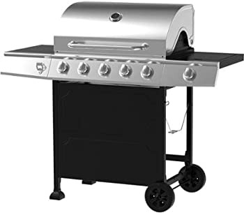 Generic Backyard 5-Burner Gas Grill