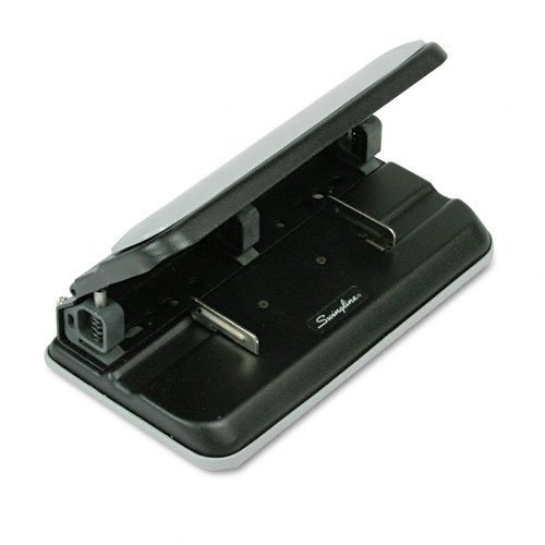 32-Sheet Easy Touch 3- to 7-Hole Adjustable Punch, 9/32