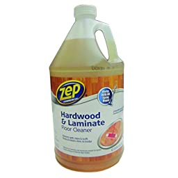 Enforcer ZUHLF128 128-Ounce Professional Strength Hardwood and Laminate Floor Cleaner