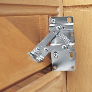 Rev-A-Shelf RS6552.95.0220.4 Tip Out Hinge for Trays over 16 in. - 16 Inch Cabinet Hinge