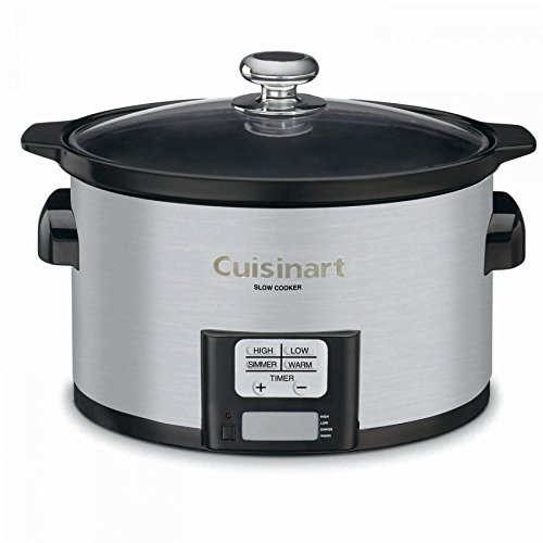 Cuisinart 3.5Qt Programmable Slow Cooker, Multicolor Review