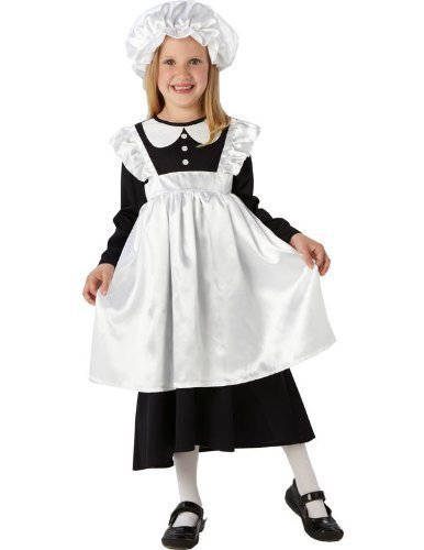 Costumes Servant Victorian (Small Girls Victorian Maid)