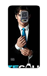 Awesome Case Cover/galaxy S5 Defender Case Cover(white Collar) Gift For Christmas