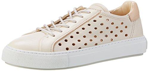 Marc O'Polo 70114053503102 Sneaker, Women's Low-Top Sneakers Weiß (Offwhite)