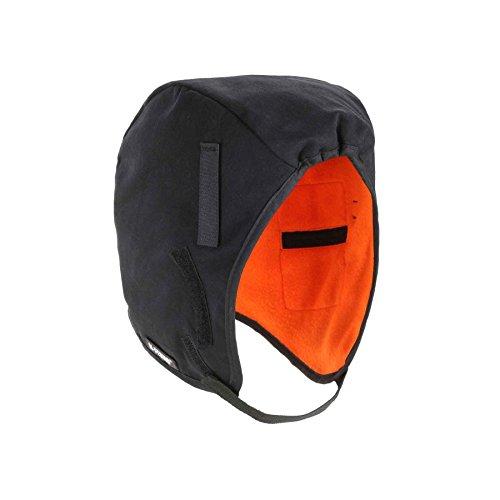 N-Ferno 6850 Thermal Hard Hat Winter Liner, Black - Hard Fleece Liner Hat