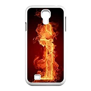 Letter ZLB561423 Personalized Phone Case for SamSung Galaxy S4 I9500, SamSung Galaxy S4 I9500 Case by icecream design