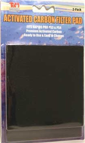 KollerCraft Replacement Activated Carbon 2 Pack