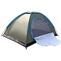 Techcell 2 Person Tent Camping Instant Tent Waterproof...