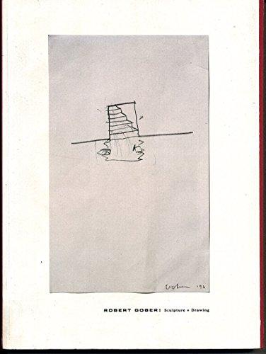 (Robert Gober: Sculpture And Drawing)