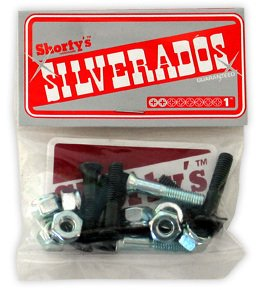 Shorty's Silverado Phillips Skateboard, 1