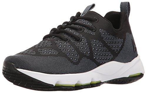 Reebok Women's Cloudride LS DMX Walking Shoe Black/Stonewash/White real free shipping discounts with paypal sale online affordable sale online Q7ke6s