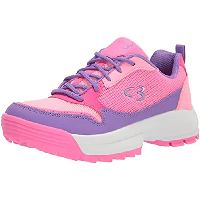 Concept 3 by Skechers Unisex-Child On-it Lace-up Sneaker