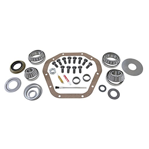Yukon Gear & Axle (YK D60-F) Front Master Overhaul Kit for Dana 60 Axle