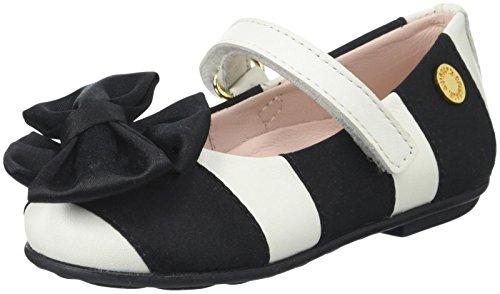 Moschino - Bailarinas para niña Negro nero e bianco