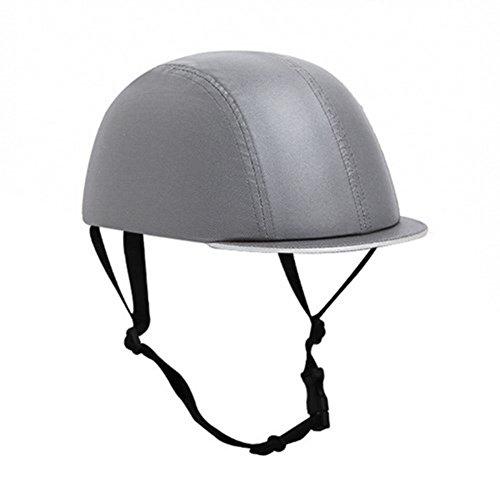 Skateboard Bicycle Bike Cycling Skiing Outdoor Sports Protective Equipment headgear Abs Cork Inner Shell Helmet Waterproof Gray