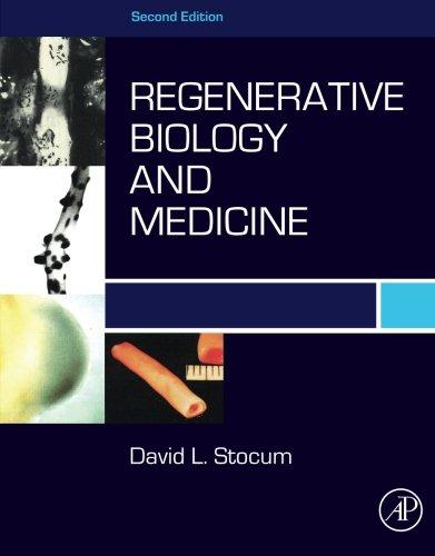 Regenerative Biology And Medicine  Second Edition