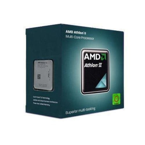 AMD ADX255OCGMBOX Athlon II X2 255 -3.1 GHz AM3 CPU, Retail Packaged
