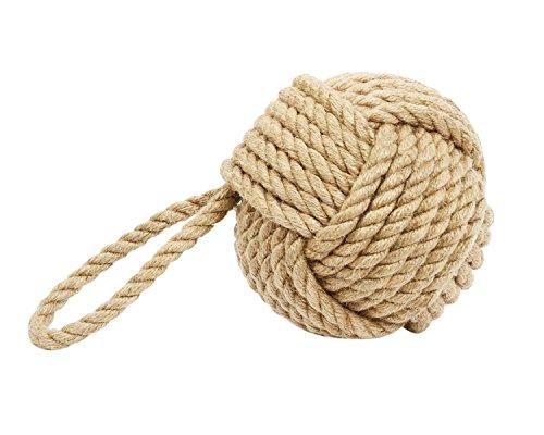 Nautical Knot Jute Door Stopper