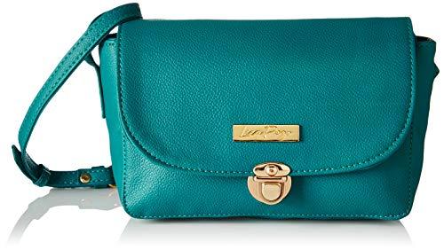 - Lica Pezo Alice Women's Sling Bag (Turquoise)