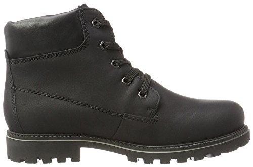 Rieker Women's Z1420 Boots Black (Schwarz/Schwarz/Anthrazit 00) cVppN6