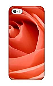 2703475K30712582 For Iphone 5/5s Fashion Design Rose Hdtv 1080p Case