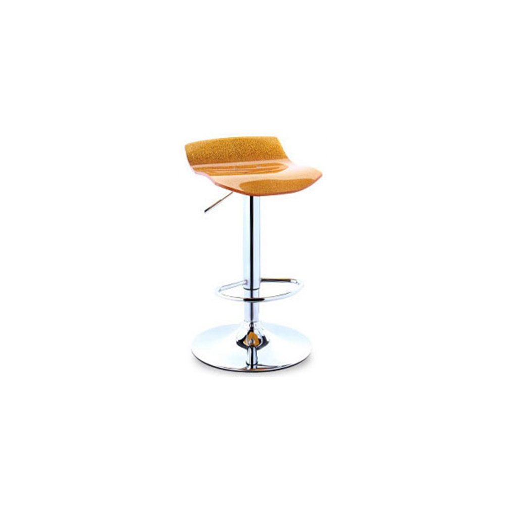 9 Nationwel@ Bar Chair - Simple Fashion Counter Chair Lift Acrylic Bar Chair Bar Chair Bar Stool Bar Stool Swivel Chair (Multicolor Optional) (color   2)