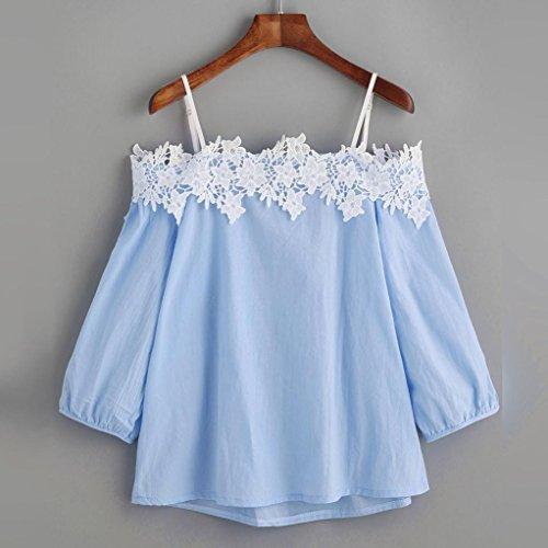 HOT-Sale-Women-BlouseCanserin-Womens-2017-Fashion-Off-Shoulder-Lace-T-Shirt-Short-Sleeve-Blouse-Tops