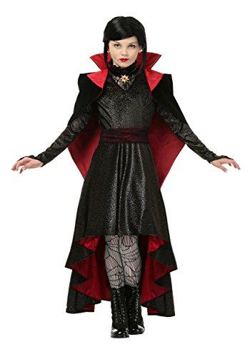 Girls Vampire Vixen Costume Small -