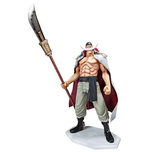 EASTVAPS-Figura-de-Juguete-de-One-Piece-de-Edward-Newgate