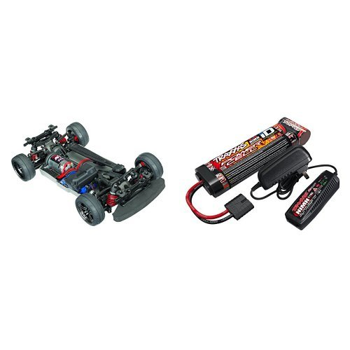 Traxxas Vehicle and Battery/Charger Completer FlatPack ()