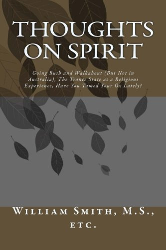 Thoughts on Spirit