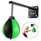 Hicient Punching Bag Reflex Speed Bag with