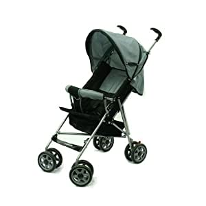Amazon.com : Dream On Me Single Stroller with large Canopy ...