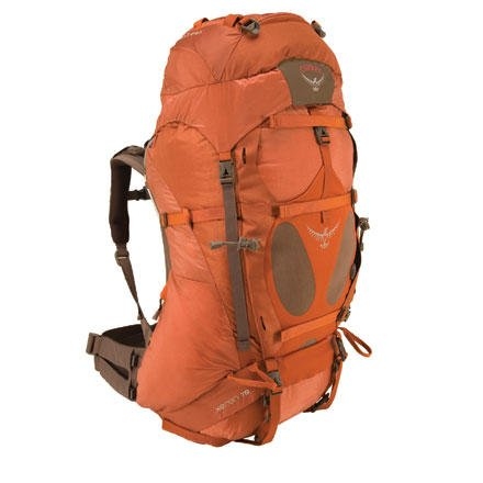 Osprey Women's Xenon 70 Backpack (Terracotta Red, X-Small), Outdoor Stuffs
