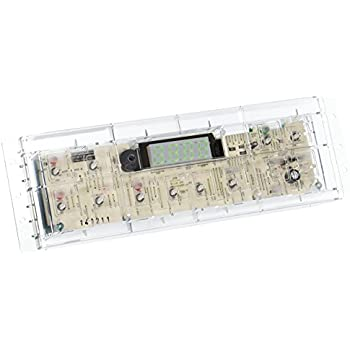 amazon com general electric wb27x10311 control board home general electric wb27t11312 oven control board