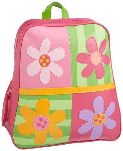 Stephen Joseph Little Girls'  Little Girls'  Go-go Bag, Heart, One Size
