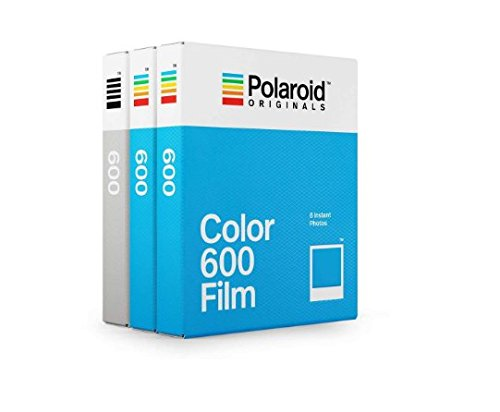 Polaroid 600 Core Film Triple Pack (600 Film Pack)
