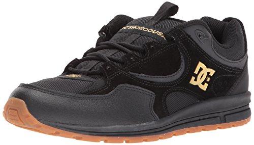 Black Skate DC Gold Men's Lite Shoe Kalis Xf1Pq1A