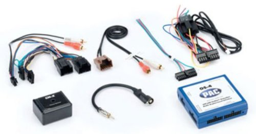PAC OS-4 Radio Replacement Interface for 2006-2007 GM LAN Factory ()