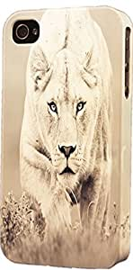 Prowling Lioness Dimensional Case Fits iPhone 5 or iPhone 5s