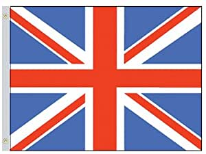 3x5 United Kingdom Flag Superior Outdoor Nylon