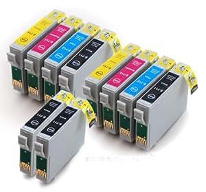 Epson Stylus DX8000 x10 cartuchos de tinta para impresora