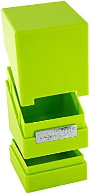 Ultimate Guard Monolith Deck Case 100 Standard Size Light Green Card Game