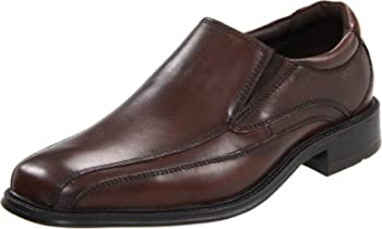 Dockers Franchise Genuine Leather Slip-on Oxford Mens Shoe